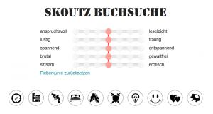 Skoutz Buchfieberkurve